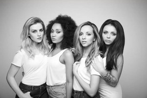 Little Mix for Glamour Magazine