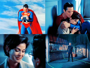 Lois and Clark moments