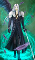 Lord Sephiroth - sephiroth fan art