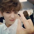 Lu Han 14060 Instagram Update: Yo Yo~ - exo-m photo