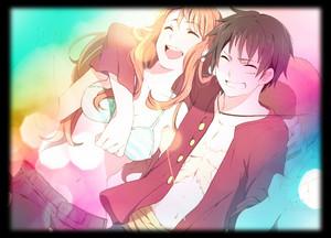 Luffy Nami 3D2Y