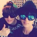 Luhan 140528 Instagram Update: !!!~ ^^ - exo-m photo