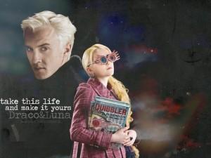 Luna and Draco