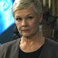M Judi Dench - skyfall photo