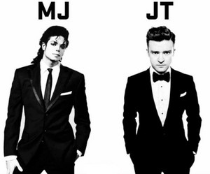 MJ and JT ♥