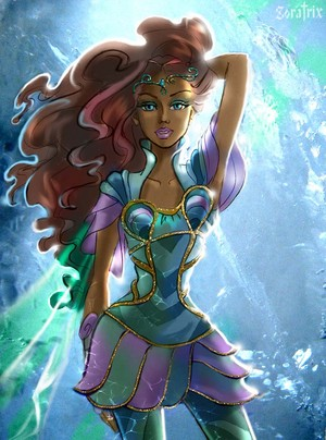 Magic of the waves ~Layla by zoratrix
