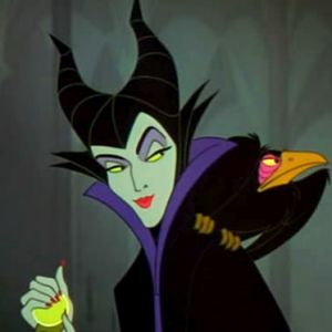 Maleficent Childhood Animated Movie Villains Photo