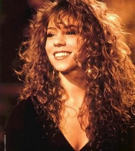 Classic RB Music Wallpaper Possibly With A Portrait Called Mariah Carey