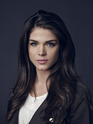 100 (Сотня) сериал Обои with a portrait titled Marie Avgeropoulos