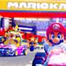 Mario and Bowser- Mario Kart 8 - mario-kart icon