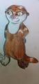 Marlene. :P  - penguins-of-madagascar fan art