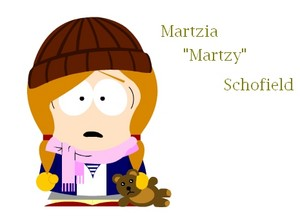 "Martzia ""Martzy"" Schofield (Another Fanmade Character)"