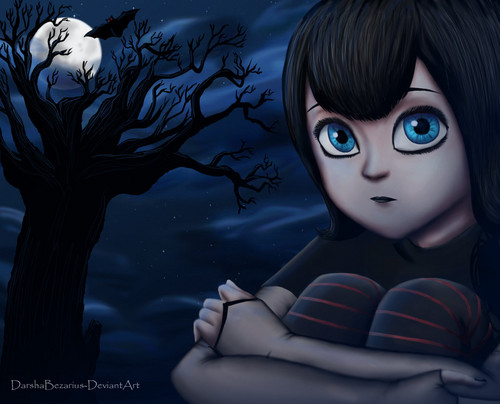 Hotel Transylvania Обои possibly with Аниме called Mavis