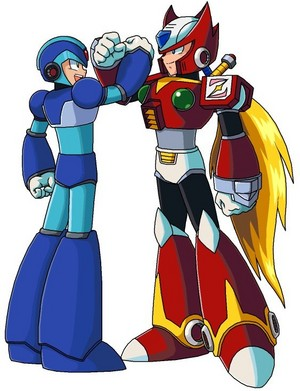 Mega Man X and Zero: MMX series