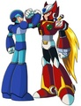 Mega Man X and Zero: MMX series  - video-games photo