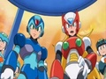 Mega Man X and Zero: Mega Man Maverick Hunter X - video-games photo