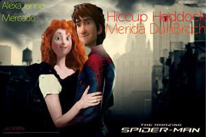 Mericcup - The Amazing مکڑی Man