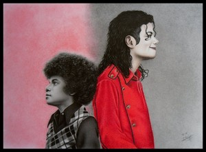 Michael. Before and after