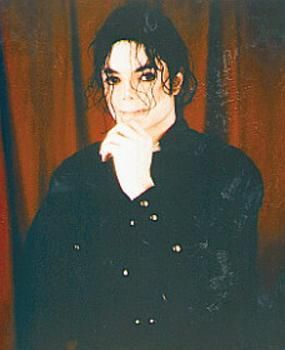 Michael Jackson Dangerous photo Shoots