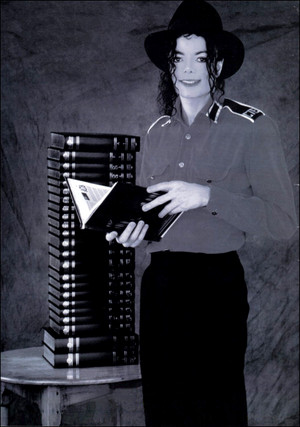 Michael Jackson Dangerous foto Shoots