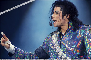 Michael Jackson Dangerous World Tour