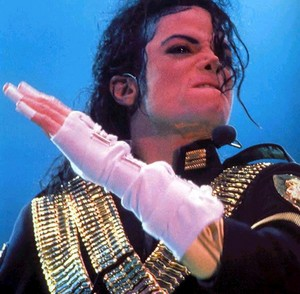 Michael Jackson Dangerous World Tour