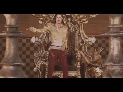 Michael Jackson Hologram Performance Of
