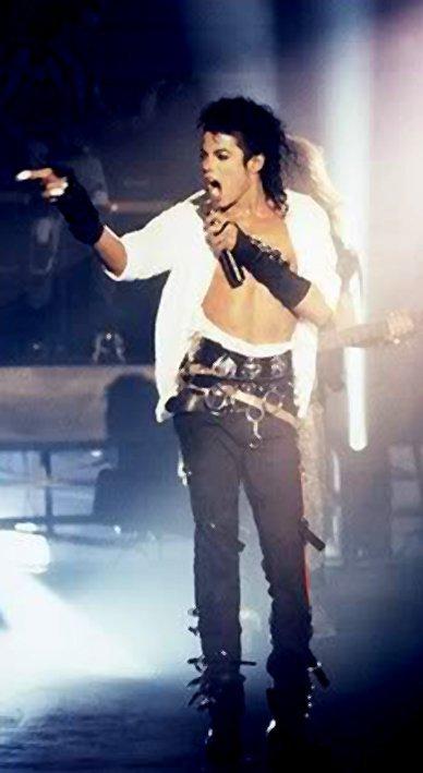 Michael Jackson In концерт