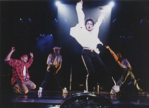 Michael Jackson - L.A. '89