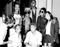 Michael and Friends - michael-jackson photo