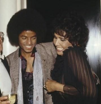 Michael and Lena Horne
