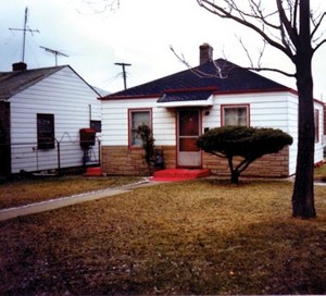 Michael's Childhood Place Of Residence In Gary, Indiana