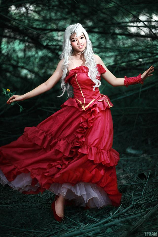 Fairy Tail Cosplay images Mirajane Strauss Cosplay HD fond ...