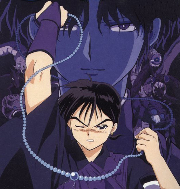 Inuyasha Jakotsu And Naraku: The Anime Kingdom Fan Art (37196484