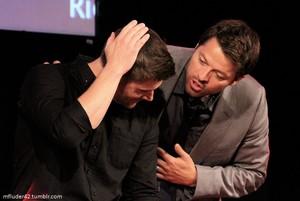 Misha and Jensen - JIB Con 2014