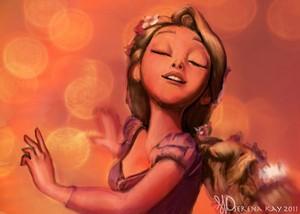 Miss Rapunzel