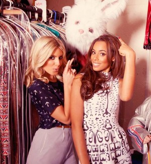 Mollie and Rochelle