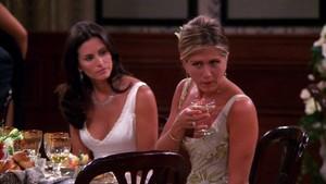 Monica and Rachel