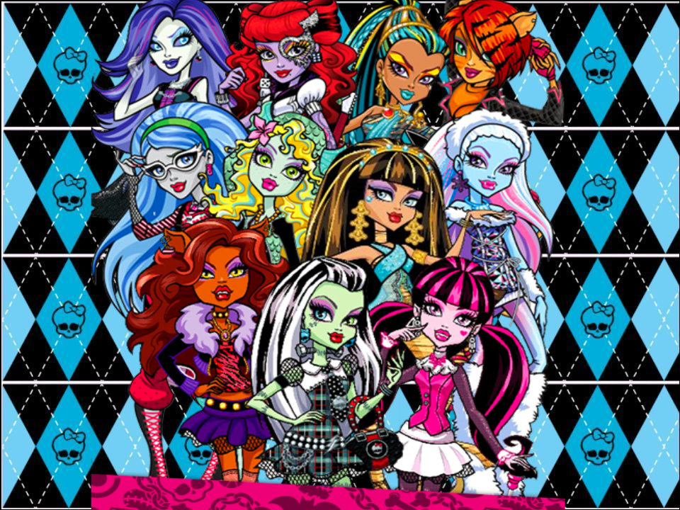 Monster High Ghouls