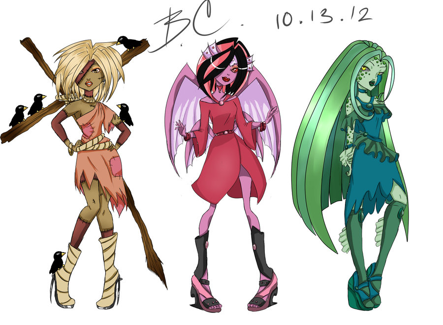 Monster High OC