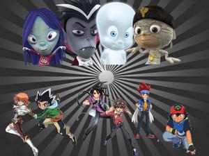 The Monster Squad vs. Scare School