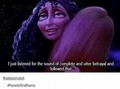 Mother gothel and hans