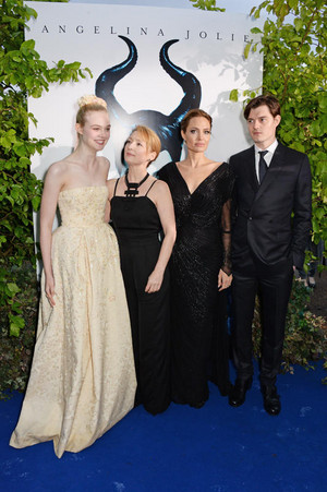 "Movie Premiere Of The 2014 Disney Film, ""Maleficent"""