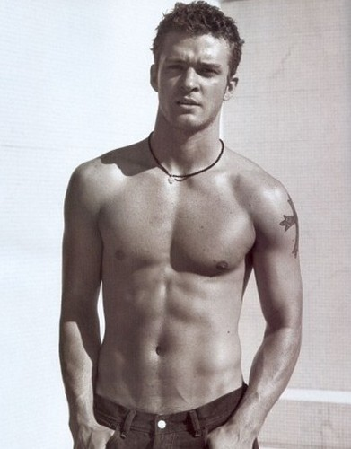 Justin Timberlake wallpaper containing a six pack and a hunk called Mr. Timberlake