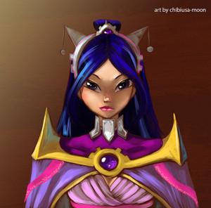 Musa: Bloomix Knight