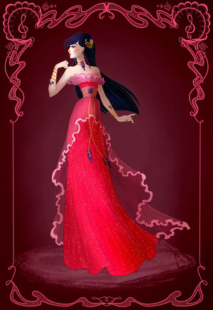 Musa japon, jurk
