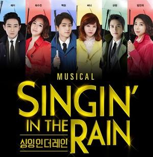 Musical 'SINGIN' IN THE RAIN' with Baekhyun