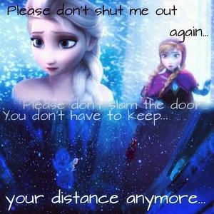 My Frozen Edit!