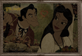 NEW Vanessa and Gaston Wedding Wallpaper