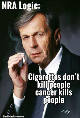 NRA gun logic